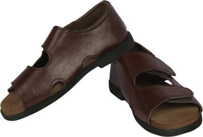 Panlin Brown Colorway Men Brown Sandals