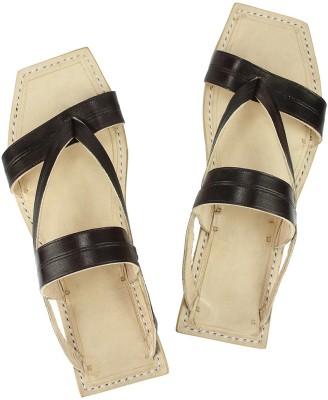 eKolhapuri Men Brown Sandals