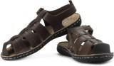 High Sierra Men Brown Sandals