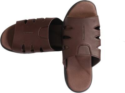 V2heal Vfw-M6br Men Brown Sandals