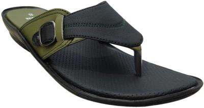 Muskan Men Khaki Sandals
