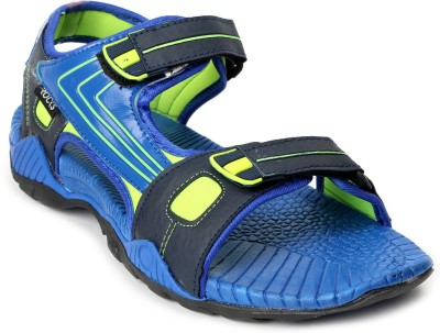 Welcome Men Blue, Green Sandals