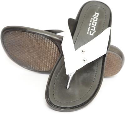 Roony Men White Sandals