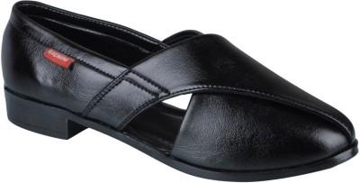 Bachini Men Black Sandals