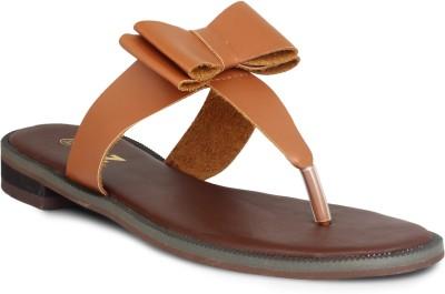 20Dresses Women Brown Flats