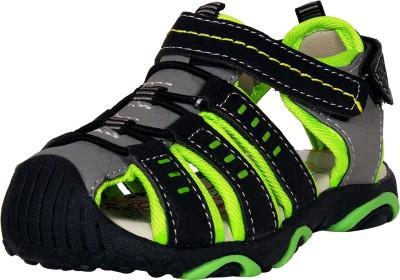 Ole Baby Boys Green Sandals