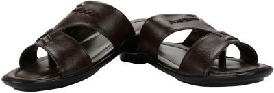Cefiro Men Brown Sandals