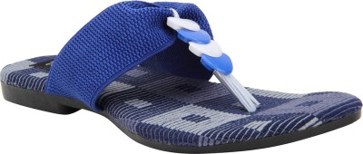 Versiliana Women Blue Flats