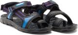 Provogue Men Blue/Black Sandals
