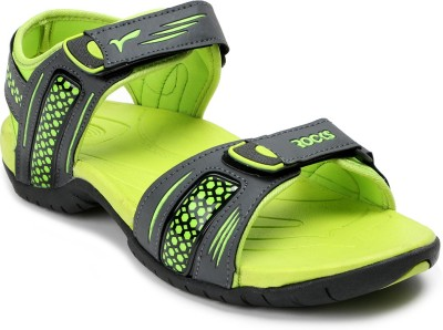 Welcome Men Grey, Green Sandals