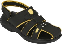 Marc Miguel Men Yellow Sandals