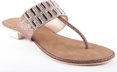 Liza Women Tan Heels