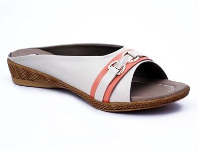 Relexop Women Brown Flats