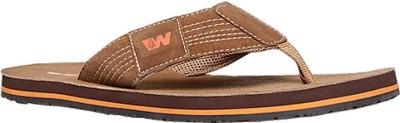 WeinBrenner Men Brown Sandals