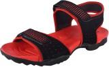 Jodiac Style Hub Men black red Sandals