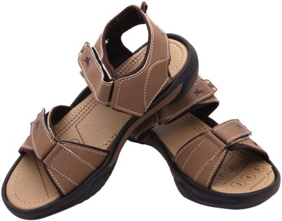 FBT Men Beige Sandals