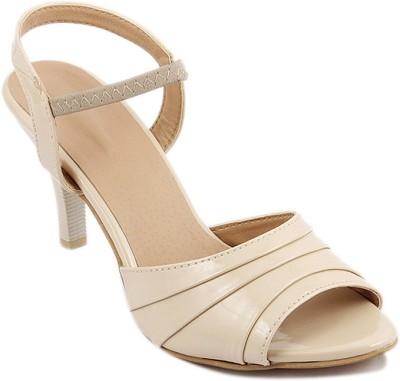 SANDHILLS Women Beige Heels