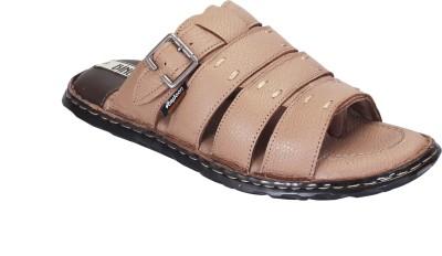 Binutop Men Beige Sandals