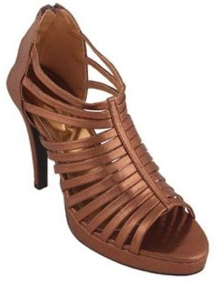 Katalogue Women, Girls Brown Heels