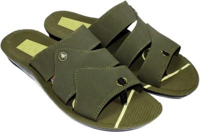 Maayas Men Green Sandals