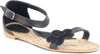 Araanha Women Black Flats