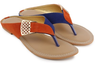 Shezone Women Blue Flats