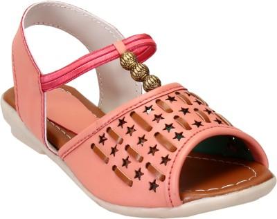 CatBird Girls Orange Sandals