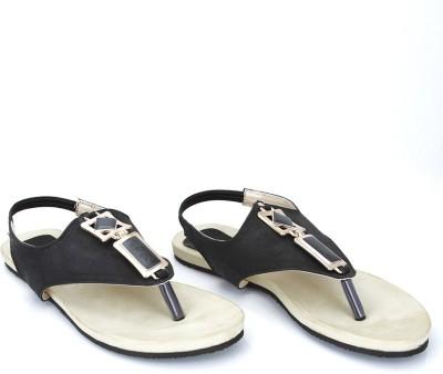 Stylemyway Women Black Flats