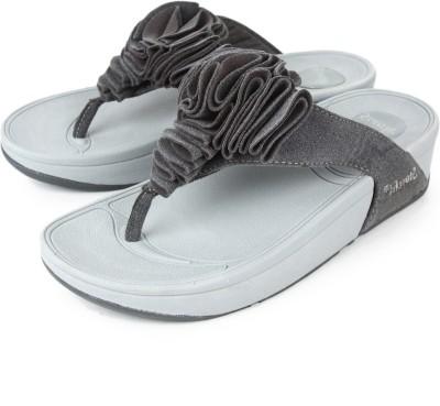 Starchi Women Grey Wedges