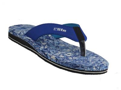 Elite Men Blue Sandals
