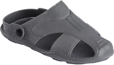 Spice Pathani Men Grey Sandals