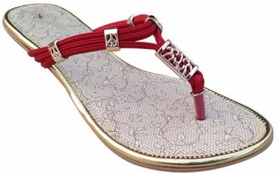 Muskan Women Red Flats