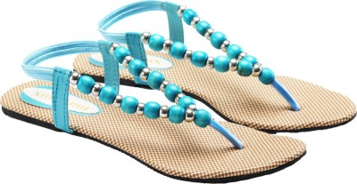 Margaux Women Blue Flats