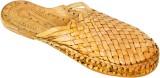 Pulpypapaya Men Brown Sandals