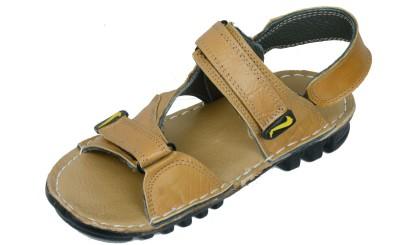 Feetway Men Tan Sandals