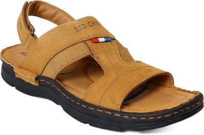 Redchief Men Brown Sandals
