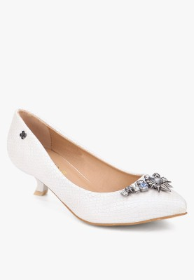 Addons Women Grey Heels