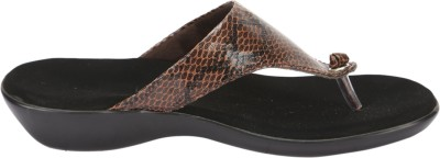 Awssm Women Brown Flats