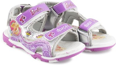 Barbie Girls Purple Sandals