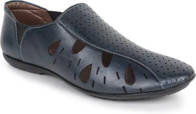 Adreno Men Navy Sandals