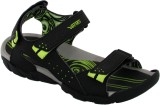 Vento Men Black::Green Sandals