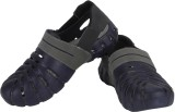 Globalite Men Grey Navy Sandals
