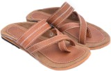 Sapphire Men Brown Sandals