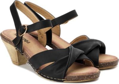Solovoga Kaicom-1 Women Women Black Heels