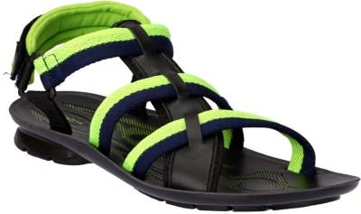 Matrix Men Blue, Green Sandals