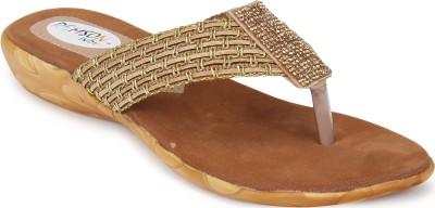 Remson India Women Brown Flats