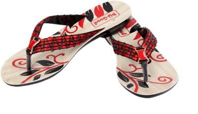 PU-GOOD Women, Girls Red Flats