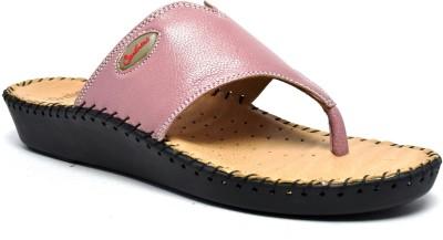Canthari Ortho Women Pink Flats