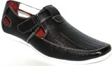 BLK LEATHER Men BLACK Sandals