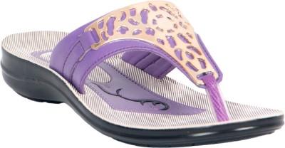 Asian Shoes Women Grey, Purple Flats